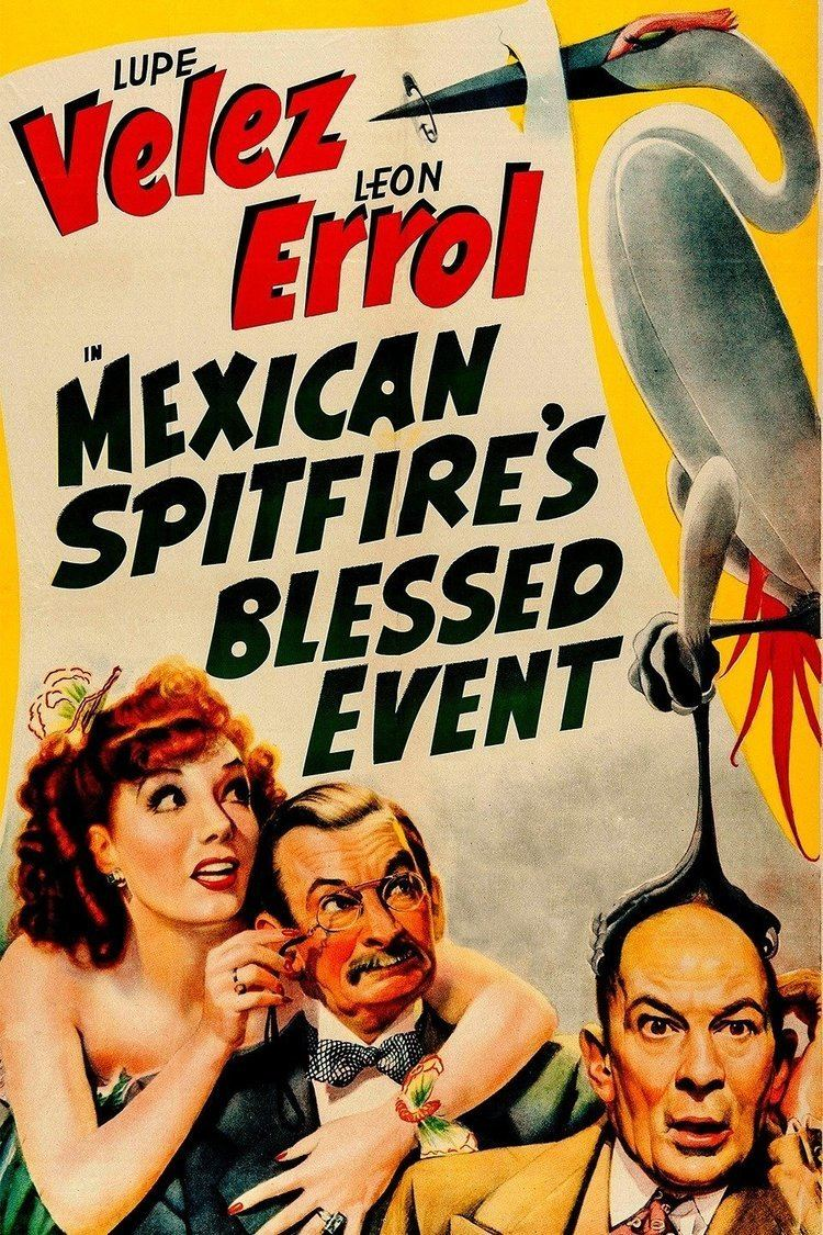 Mexican Spitfire's Blessed Event wwwgstaticcomtvthumbmovieposters2275p2275p