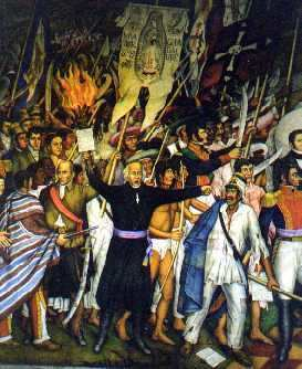 Mexican War of Independence The war for Independence 1810 1821 MexicanHistoryorg Mexican