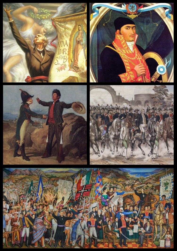 Mexican War of Independence Mexican War of Independence Wikipedia