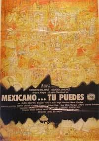 Mexican, You Can Do It movie poster