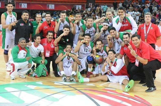 Mexico national basketball team MEX Our basketball team our pride