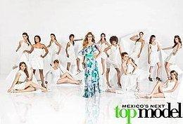 Mexico's Next Top Model Mexico39s Next Top Model cycle 1 Wikipedia