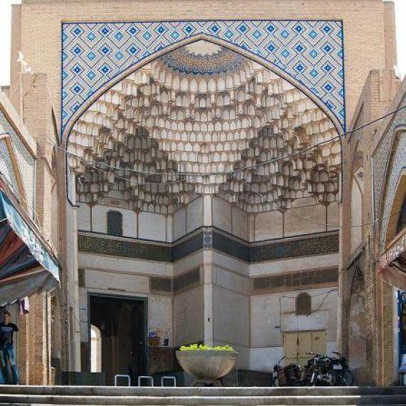 Meydan Mosque, Kashan wwwpersiantourismguidecomwpcontentuploads201