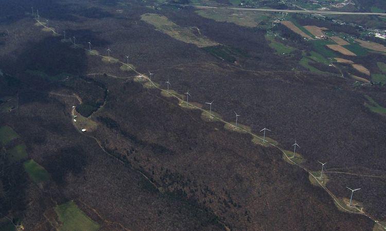 Meyersdale Wind Farm