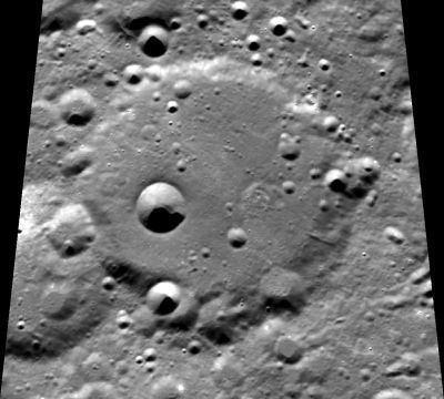 Mezentsev (crater)
