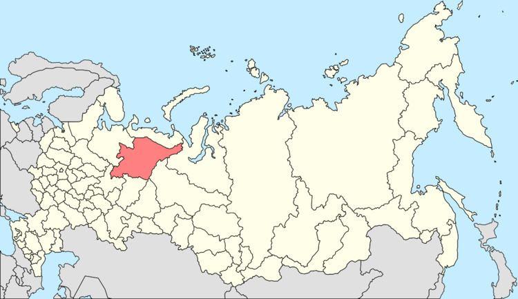 Mezhdurechensk, Komi Republic