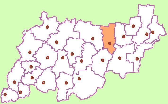 Mezhevskoy District