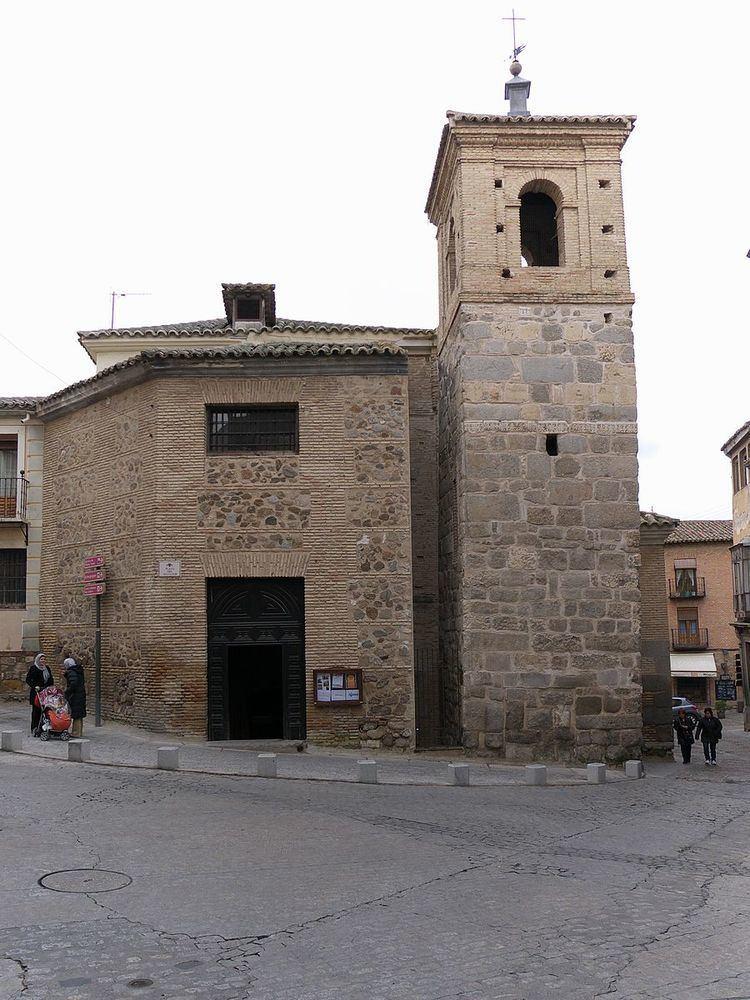 Mezquita-Iglesia de El Salvador, Toledo