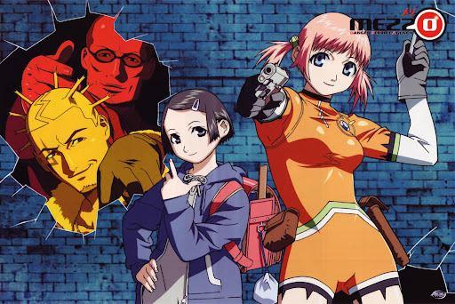 Mezzo DSA Augmented Reality Anime of the Week Mezzo DSA 520262012