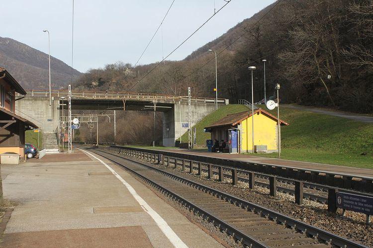 Mezzovico railway station