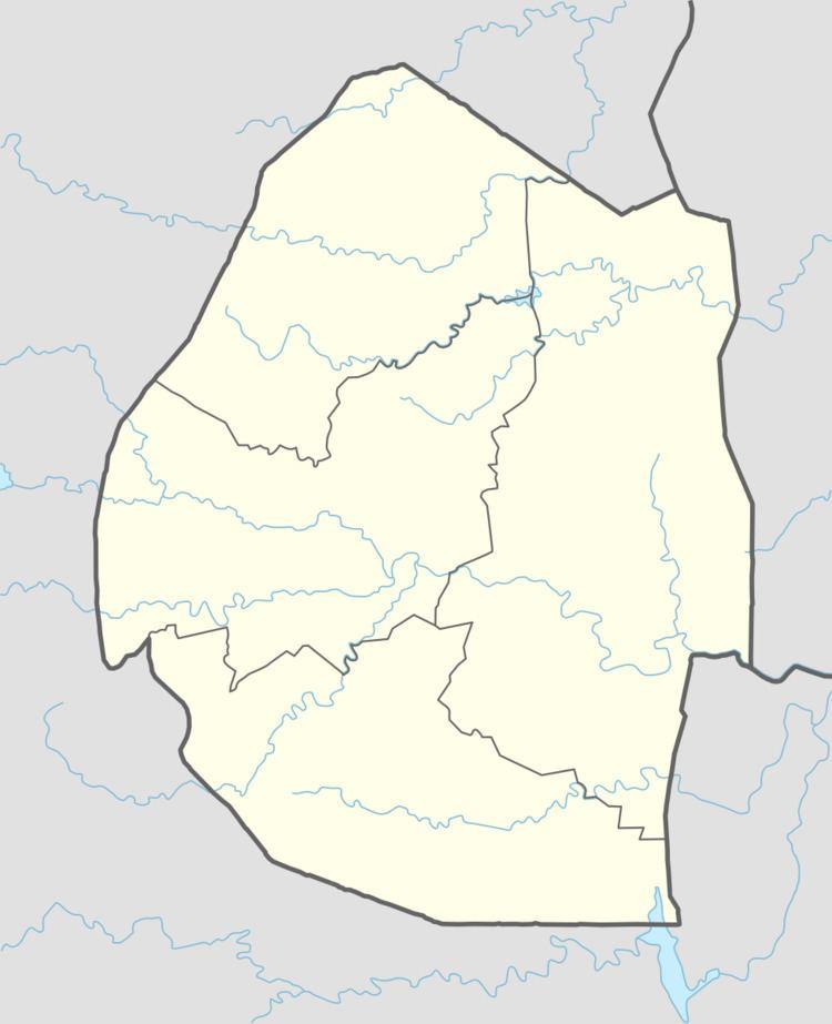 Mhlume