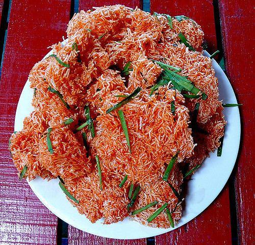 Mi krop Sweet crispy rice noodles mi krop Flickr