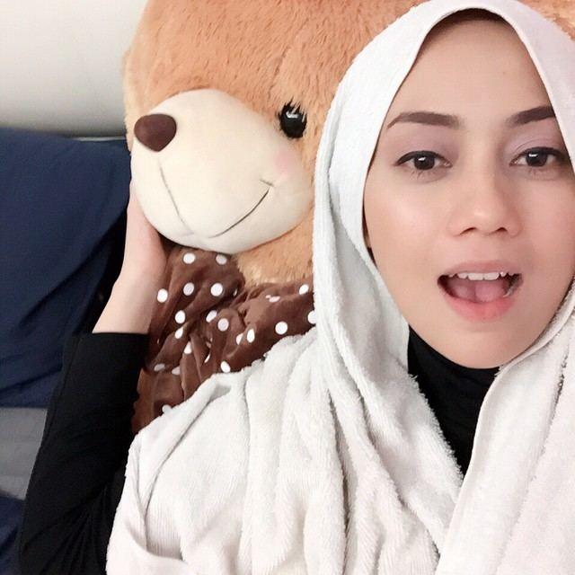 Mia Ahmad Calon suami Mia Ahmad mesti cukup solat