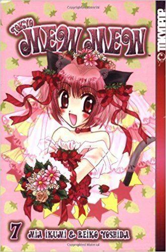 Mia Ikumi Amazoncom Tokyo Mew Mew Book 7 9781591825500 Mia