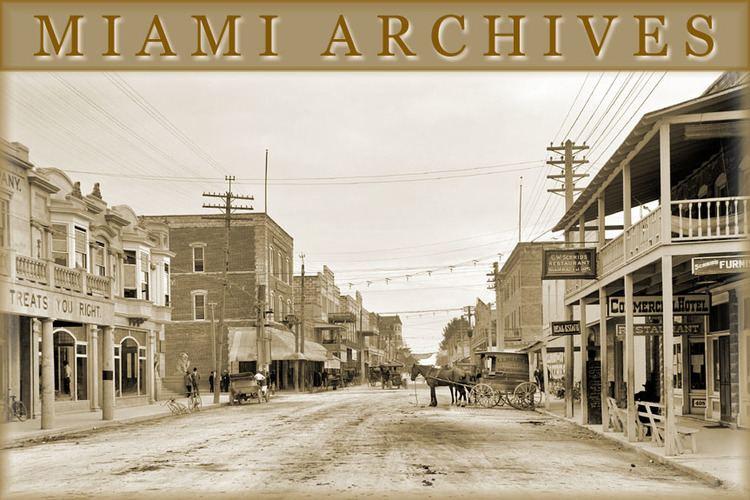 Miami in the past, History of Miami