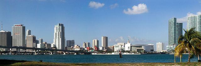 Miami Beautiful Landscapes of Miami