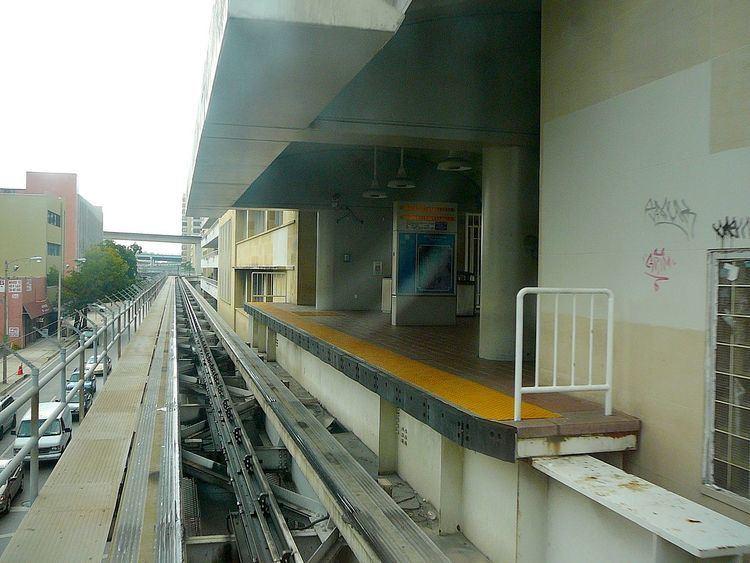 Miami Avenue station
