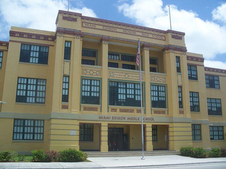 Miami Edison Middle School
