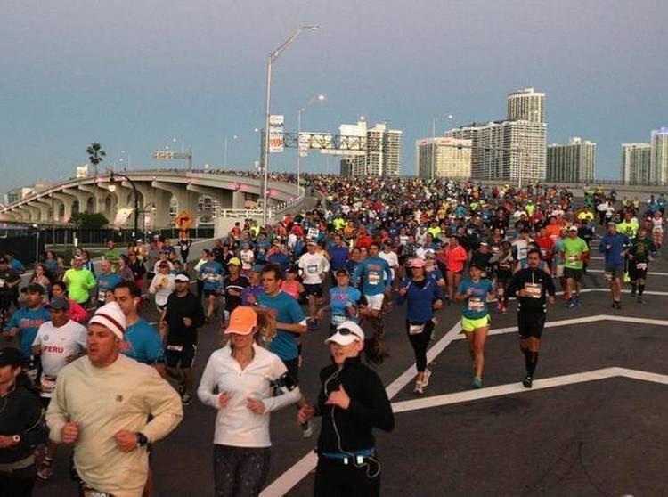 Miami Marathon Miami Herald