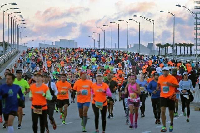 Miami Marathon Miami Marathon Health and Fitness Expo moves to Marlins Park Miami