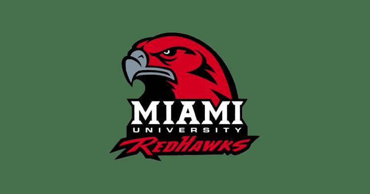 Miami RedHawks football wwwfbschedulescomimageslogosfbsmiamiredhawk