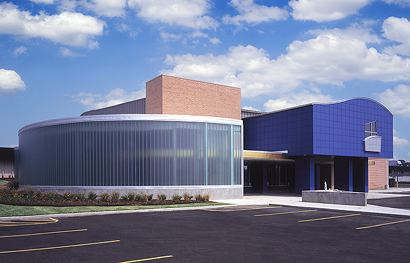 Miami Valley Career Technology Center Pinnacle Architects Portfolio
