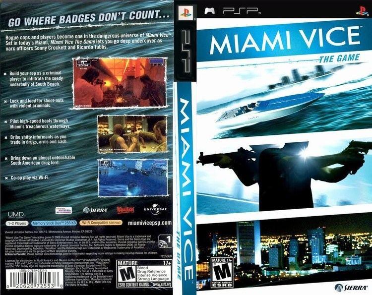 Miami Vice: The Game Miami Vice The Game PSP YouTube