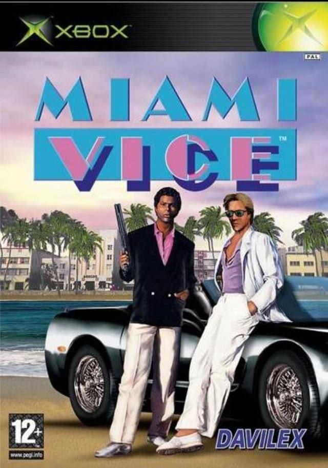 Miami Vice: The Game Miami Vice Box Shot for Xbox GameFAQs
