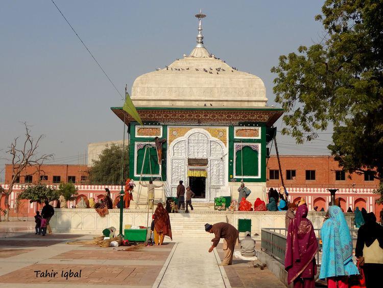 Mian Mir Tomb Of Hazrat Mian Mir Lahore West Punjab Flickr