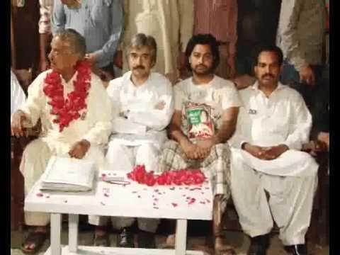 Mian Muhammad Aslam Iqbal PTI Mian Aslam Iqbal Overall Election Campaign Meetings Pkg City42