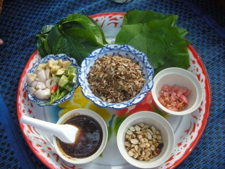 Miang kham Recipe Miang Kham ImportFood