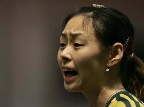 Miao Miao Miao Miao progresses in table tennis Table Tennis Sports Olympics