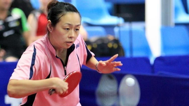 Miao Miao Broadmeadows table tennis ace Miao Miao eyes gold as she gets ready