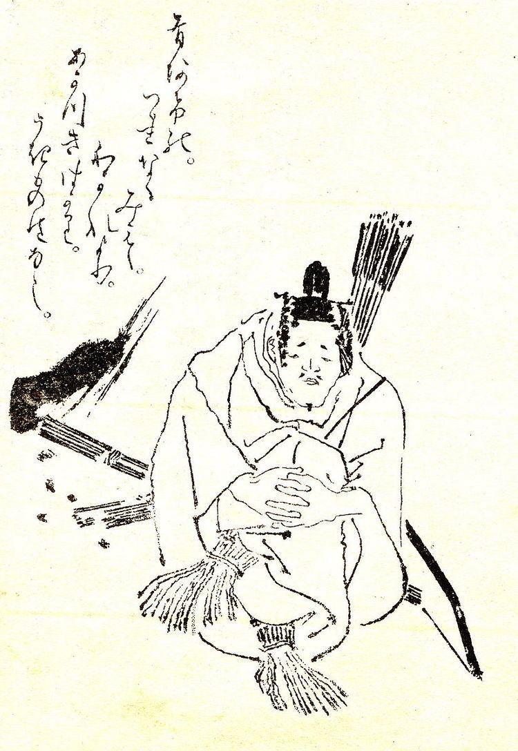 Mibu no Tadamine