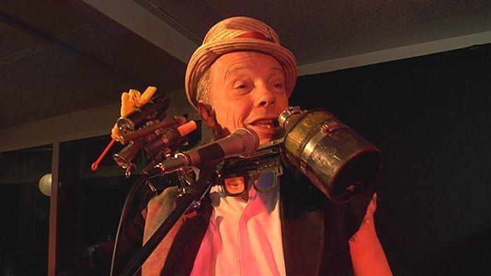Mic Conway Jug Band Man Mic Conway with Damon Davies ABC South
