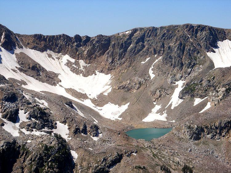 Mica Lake wwwamericansouthwestnetwyomingphotographs700m