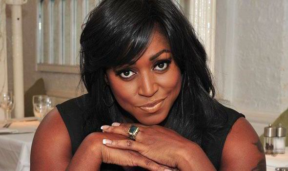 Mica Paris Who39d have thought itMica Paris on why the stars guide