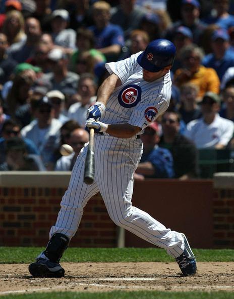 Micah Hoffpauir Micah Hoffpauir Pictures Houston Astros v Chicago Cubs