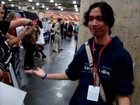 Micah Solusod So Whos Micah Solusods Favorite Character In Soul Eater YouTube