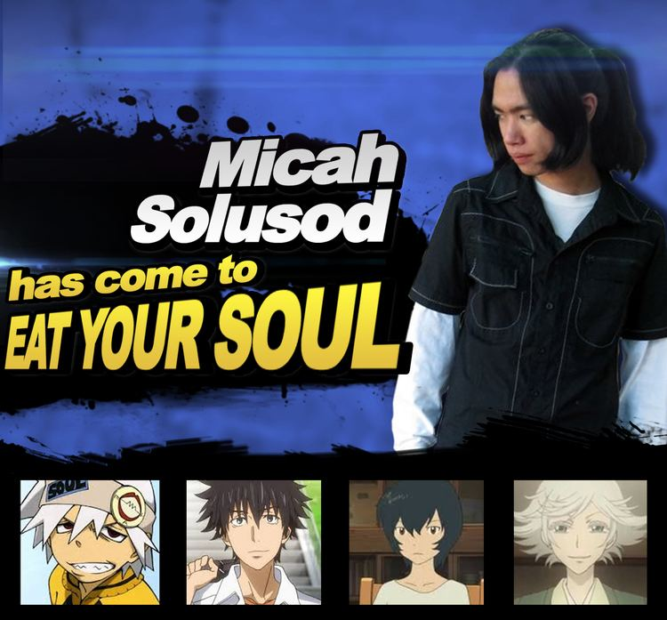 Micah Solusod MICAH SOLUSOD KamiCon