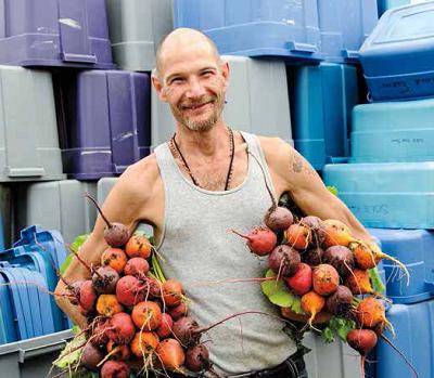Michael Ableman QA with Michael Ableman How Urban Farming Can Improve Society