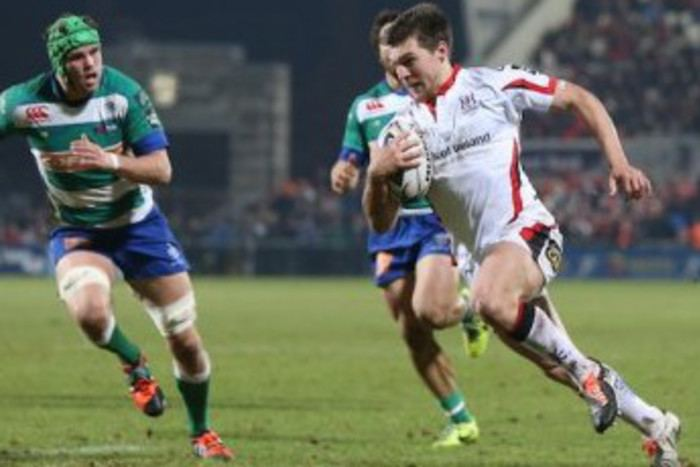 Michael Allen (rugby union) Edinburgh Rugby sign Ulster back Michael Allen The Scotsman