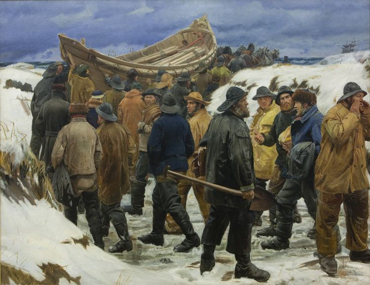 Michael Ancher Michael Ancher Wikipedia the free encyclopedia