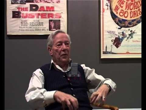Michael Anderson (director) Michael Anderson on Logans Run Carousel YouTube