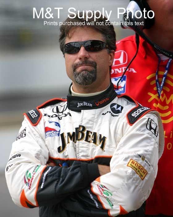 Michael Andretti michaelscowl2006wmjpg