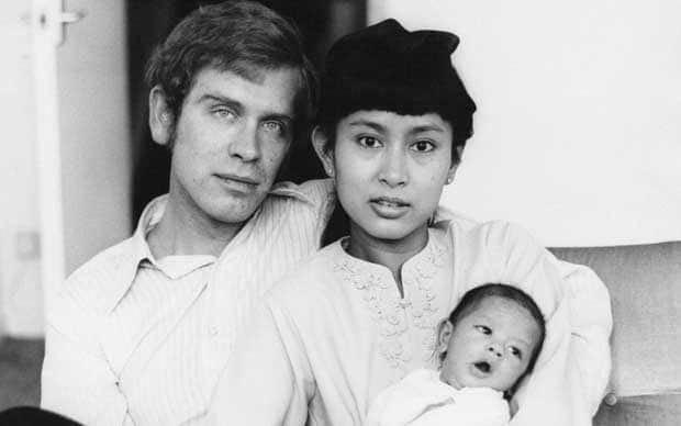 Michael Aris The untold love story of Burma39s Aung San Suu Kyi Telegraph