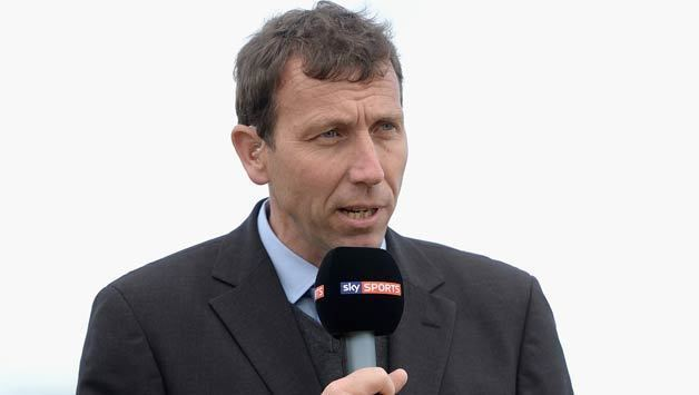 Michael Atherton (Cricketer) playing cricket