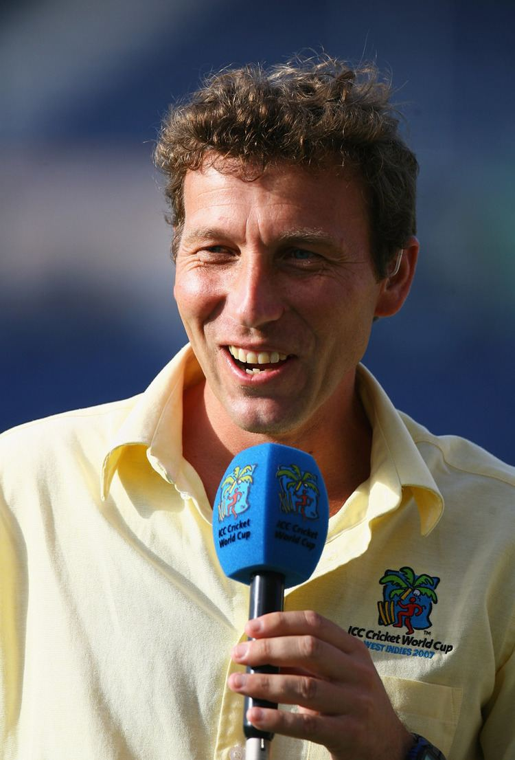 Michael Atherton (Cricketer)