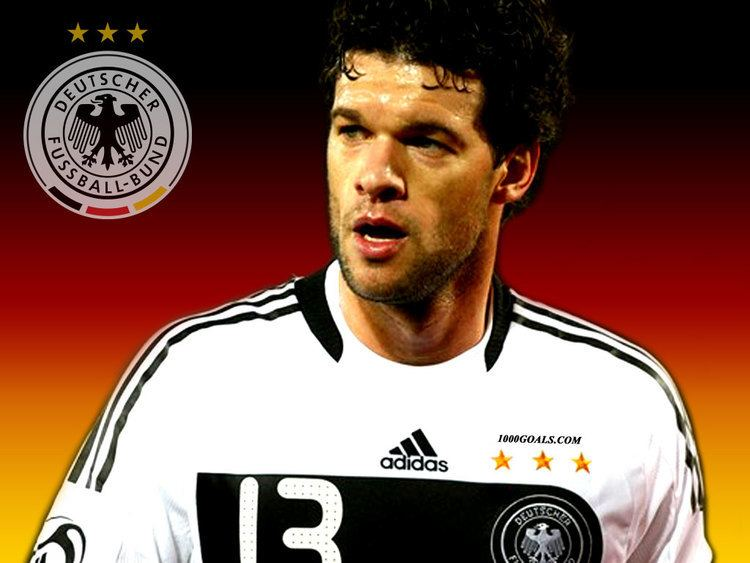 Michael Ballack The German Football Federation have announced former captain Michael
