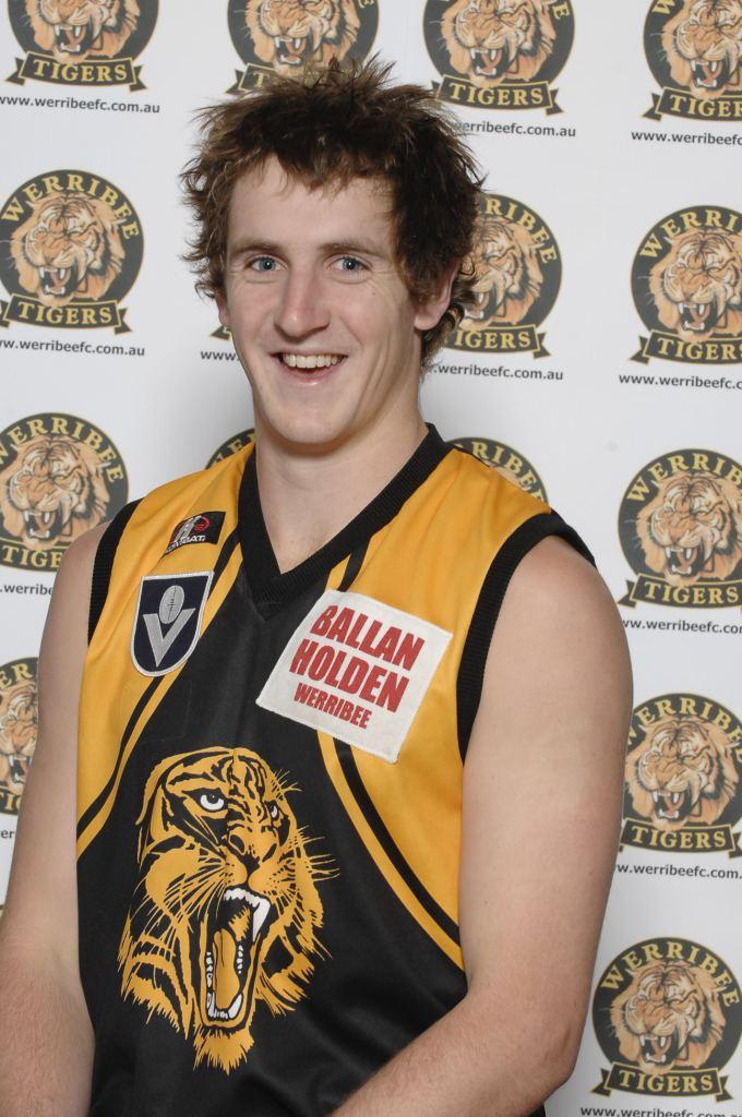 Michael Barlow VFL Record Story on Michael Barlow this week Werribee Tigers
